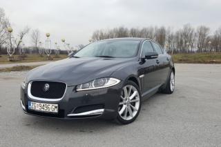 TEST: Jaguar XF-S 3.0d V6 (2013.)
