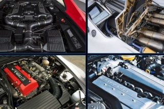 Ovo je TOP 10 najboljih motora u automobilima 90-ih godina