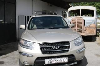 TEST: Hyundai Santa Fe (2007.)