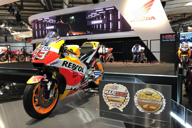 Honda noviteti na EICMA 2019.
