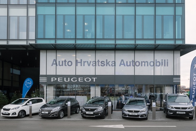 Auto Hrvatska postala novi Peugeot koncesionar...