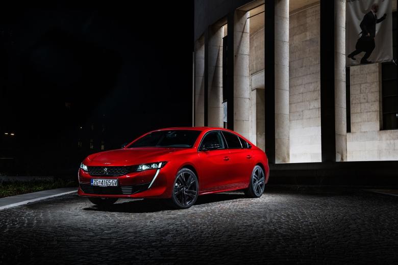 Novi Peugeot 508 osvojio srebrni volan i nagradu za najbolji dizajn