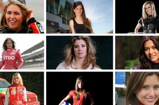 10 najseksi vozačica trkaćih auta