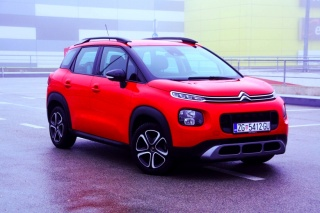 TEST: Citroen C3 Aircross Feel PureTech 110 BVM6