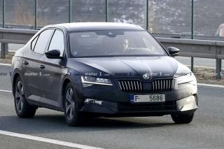 U Ženevi će se predstaviti nova Škoda Superb