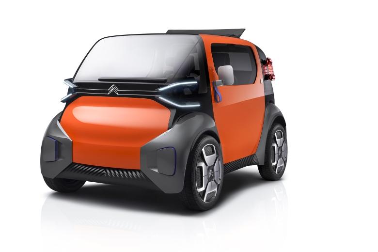 AMI ONE CONCEPT: Citroën otkriva svoju viziju urbane mobilnosti dostupne svima!