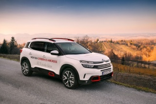Novi SUV Citroën C5 Aircross: SUV visoke klase