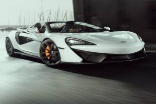 Novitec tunirao McLaren 570S Spider