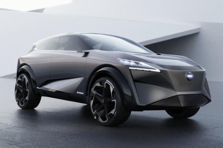Nissan predstavlja konceptno vozilo IMQ na Ženevskom salonu automobila 2019.