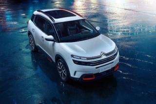 """Novi Citroën C5 Aircross SUV Hybrid Concept -  """"dva u jednom"""""""