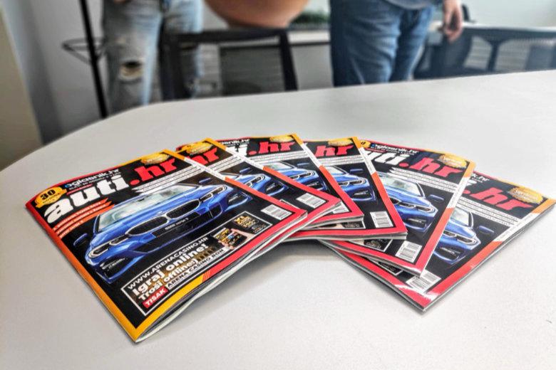 Novo izdanje magazina Auti.hr!