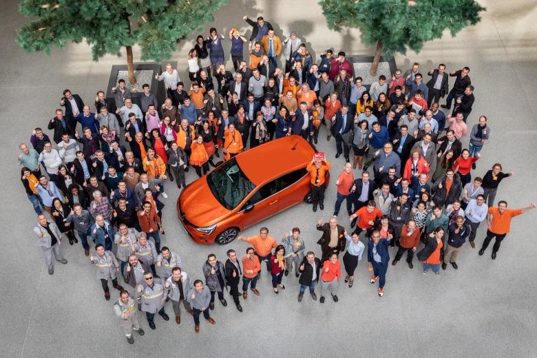 Novi Renault Clio osvojio nagradu za najbolji serijski automobil RTL Auto Plus Turbo grand prix