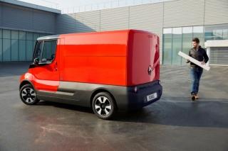 EZ-FLEX: Vozilo stvoreno za gradske dostave