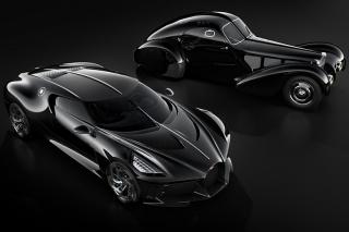 Bugatti La Voiture Noire je uvjerljivo najskuplji automobil u povijesti