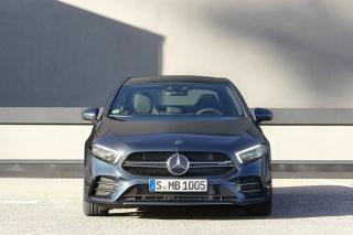 Predstavljen Mercedes-AMG 35 Sedan
