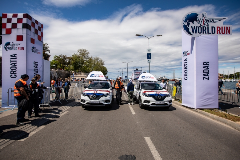 Wings for Life World Run i Renault trčali za one koji to ne mogu !