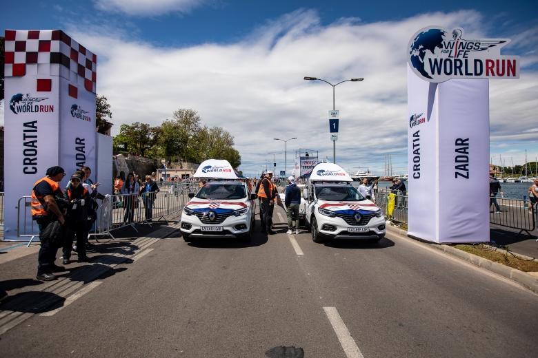 Wings for Life World Run i Renault trčali za one koji to ne mogu !