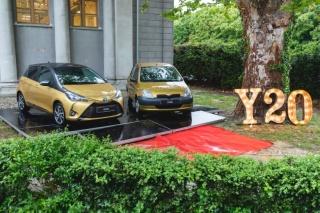 Toyota Yaris proslavila dvadeseti rođendan