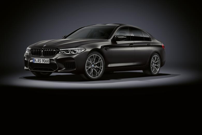 35 godina modela BMW M5: eksluzivno slavljeničko izdanje
