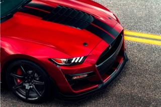 Najsnažniji Mustang u povijesti: Ford Mustang Shelby GT500