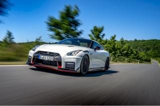 Testiran Nissan GT-R NISMO za 2020.