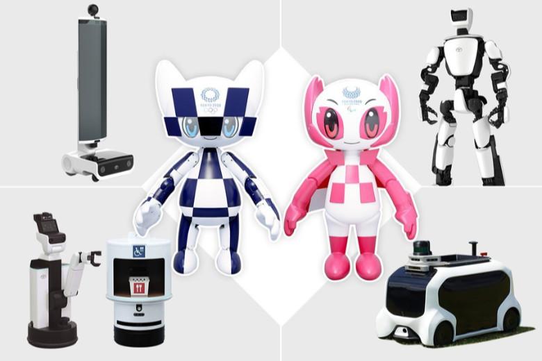 Toyotini roboti pomažu posjetiteljima da iskuse svoj san o posjetu Olimpijskim i...