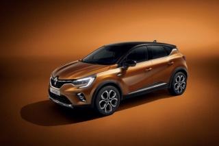 Na Frankfurtskom salonu automobila predstavljen je novi Renault Captur