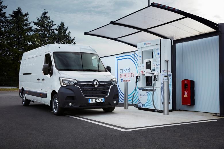 Grupa Renault uvodi pogon na vodikove gorivne ćelije u...