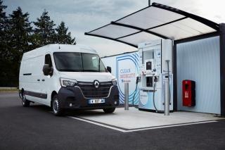 Grupa Renault uvodi pogon na vodikove gorivne ćelije u svoja laka gospodarska vozila