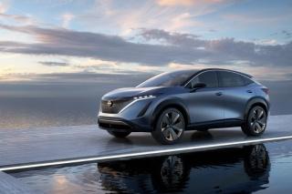 Nissan je na Tokijskom salonu automobila predstavio Ariya Concept