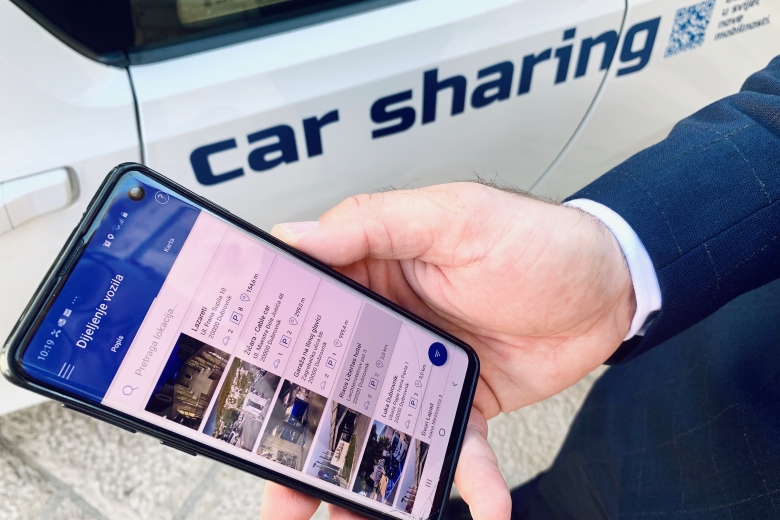 Dubrovnik – prvi grad u Hrvatskoj sa 100 % električnim sustavom car sharinga