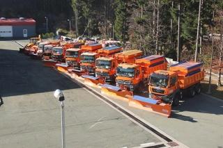 Autoceste spremne za zimu