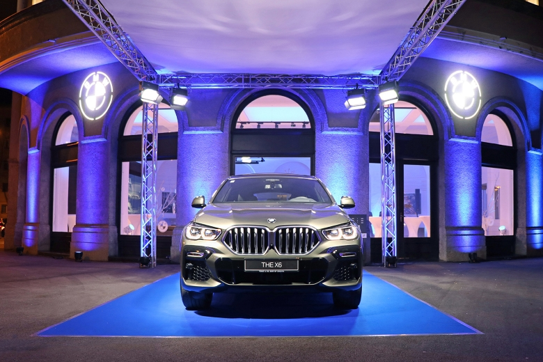 Novi BMW X6 premijerno predstavljen u Zagrebu