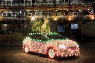Božićno izdanje Nissana LEAF