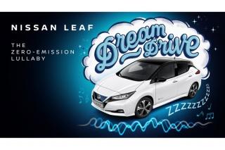 Nissan LEAF Dream Drive ušuškat će vaše najmanje