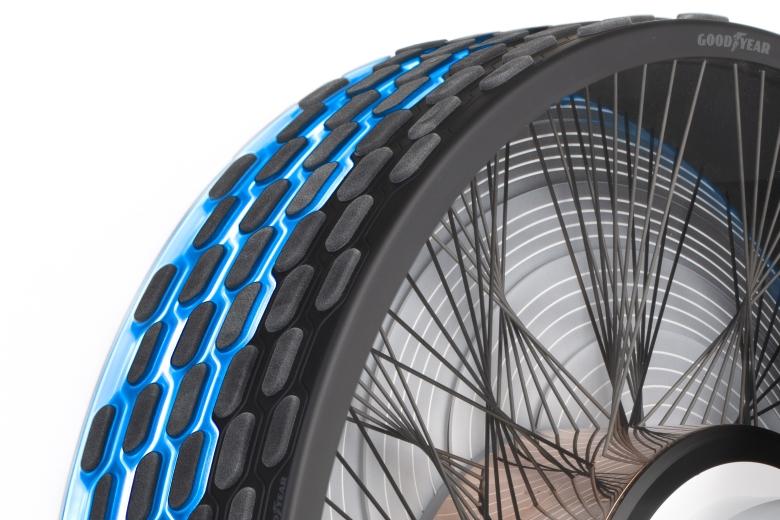 Goodyear predstavio najnoviju konceptnu gumu reCharge