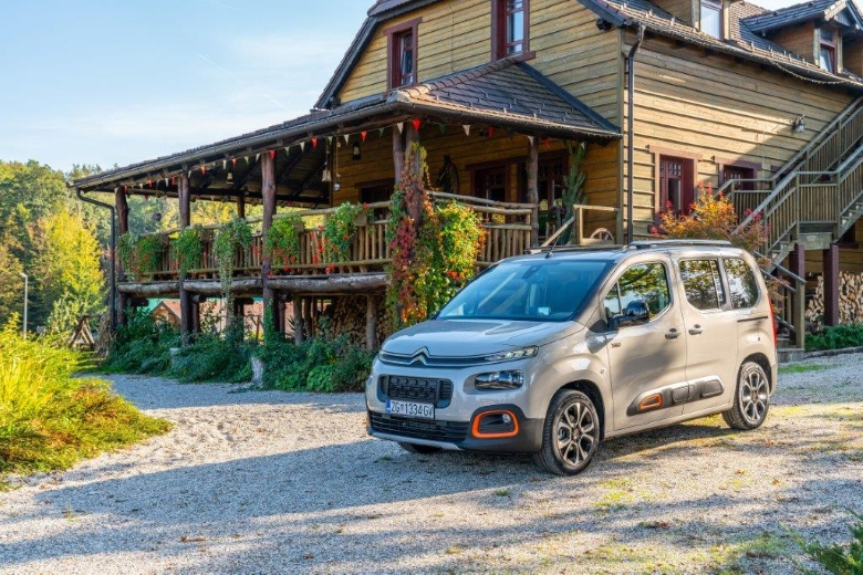 CITROËN BERLINGO BUSINESS M SA 100 % ODBITKA PDV-A