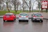 Usporedni test: Auris, Golf i Civic