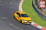 Renault Clio RS na Nürburgringu