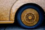 Drvena VW Buba