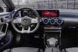 Mercedes-AMG 35 Sedan interior