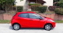Mazda 2, 1.3, plin, prvi vlasnik, reg 02/19