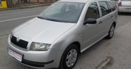 Škoda Fabia Combi 1,4 MPI,klima,MODEL 2004**KARTICE**RATE**