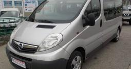 Opel Vivaro 2,0 CDTI,dupla klima,2xairbag,MODEL 2012**KARTICE**RATE**