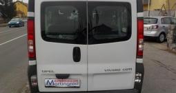 Opel Vivaro 2,0 CDTI, klima,2x airbag,8+1,MODEL 2009**KARTICE**