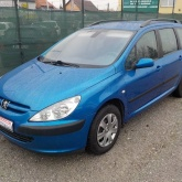Peugeot 307 Break 1,6 HDI,klima.reg.02/18,MODEL 2005**KARTICE**RATE**