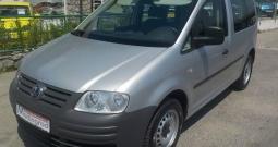 VW CADDY 2,0 SDI N1 SA STAKLIMA, 100% ODBITAK PDV-a,**kartice**rate**, 2010 g...