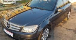Mercedes C-klasa 180 CDI,120ks,2150 ccm,na ime,MODEL 2011**KARTICE**