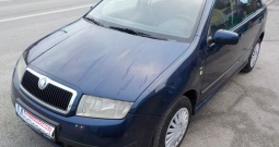 Škoda Fabia 1,9 SDI,klima,reg.08/17,MODEL 2002**KARTICE**RATE**
