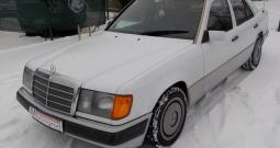 Mercedes E-klasa 230i,reg.11/17,MODEL 1992**KARTICE**RATE**